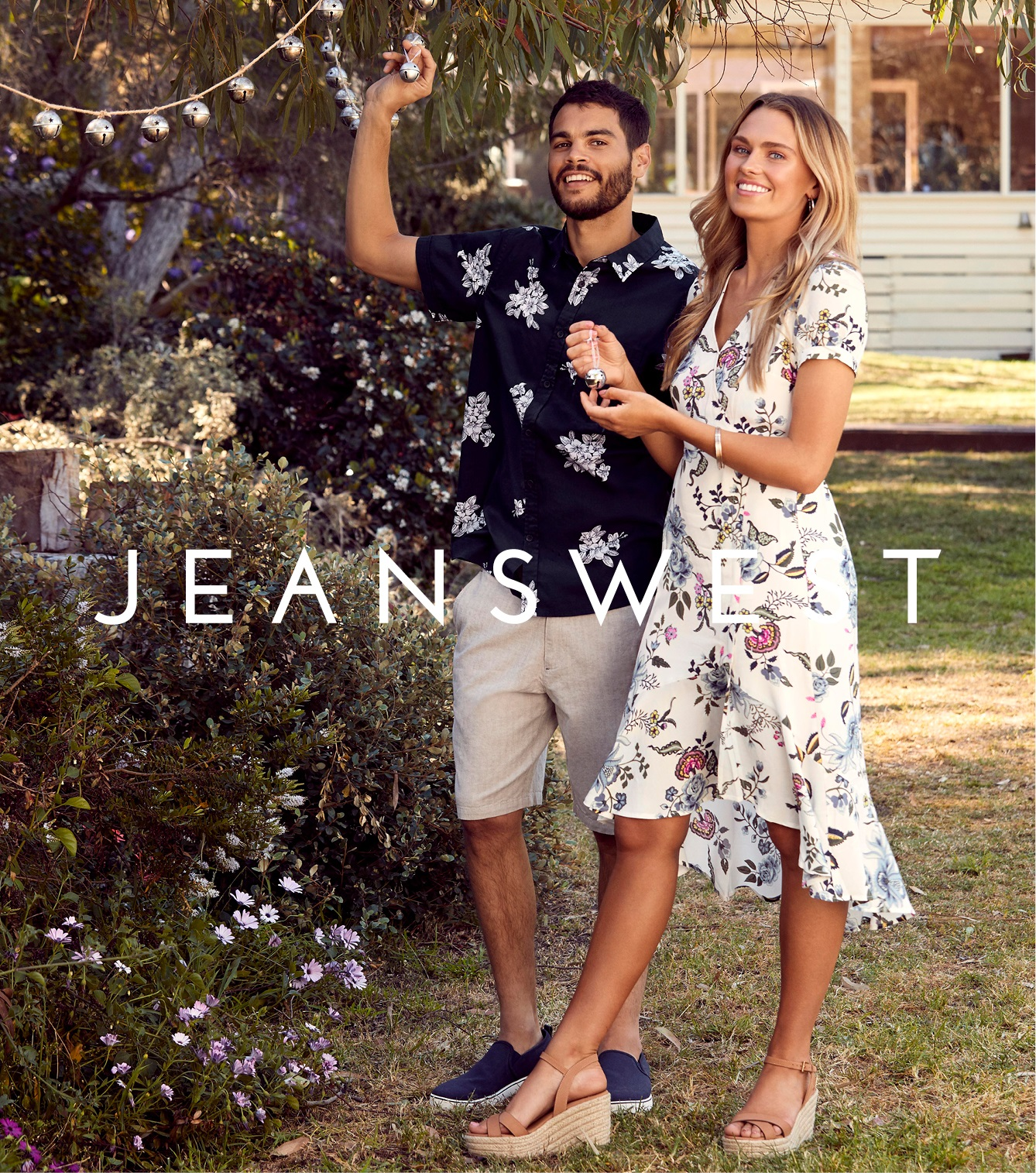 40% off at Jeanswest. T&Cs apply, while stocks last.