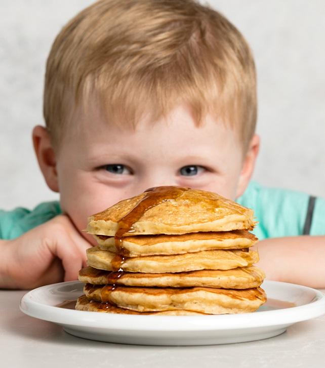 Kids Pancakes 642