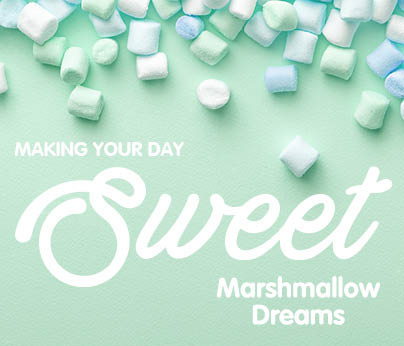 Marshmallow Dreams tile 404x346