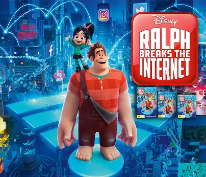 Ralph Breaks the Internet 404